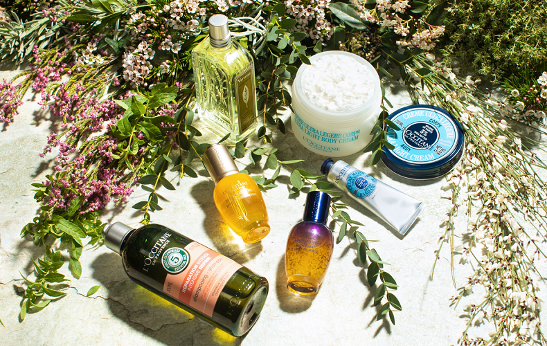 what's new - L'OCCITANE