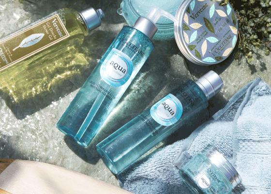 Aqua Reotier - LOCCITANE