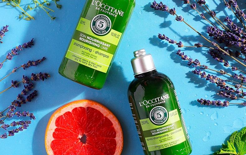 Nourishing Hair Care - L'Occitane