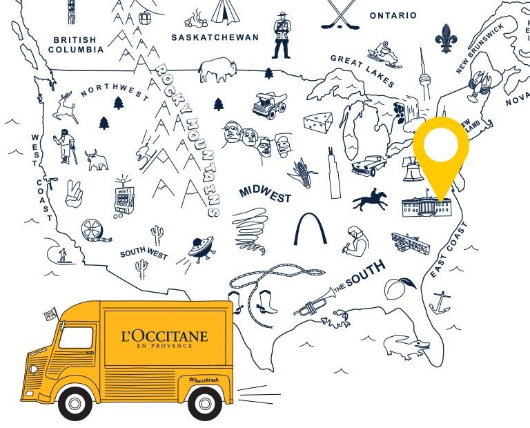 L'Occi Truck - L'Occitane