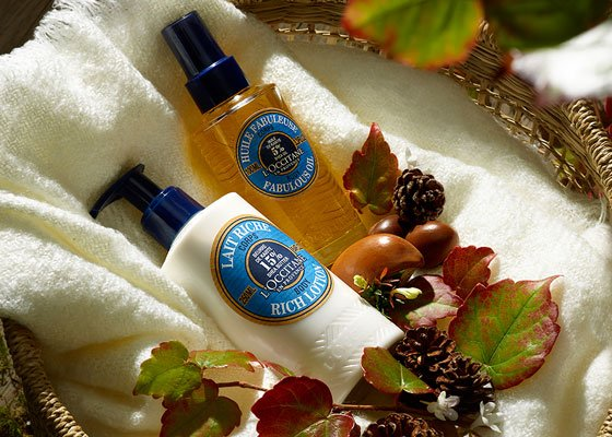 Shea Body Care - L'Occitane
