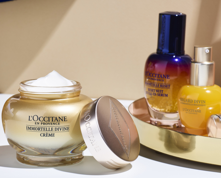 Natural Beauty From The South Of France Loccitane Canada