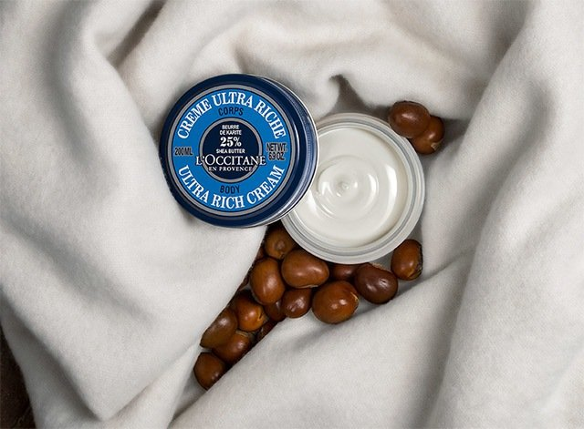 Shea Ultra Rich Body Cream - L'Occitane
