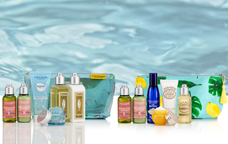 price with purchase - L'OCCITANE