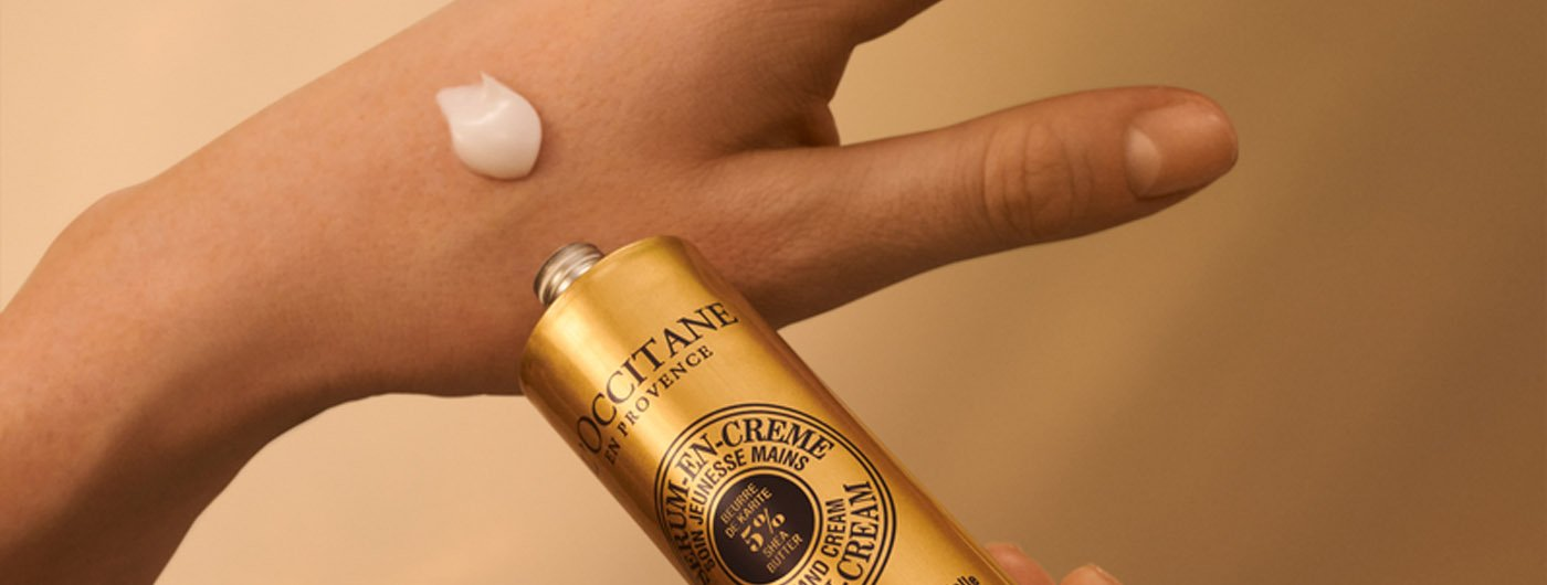 Anti-Aging Cream For Your Hands