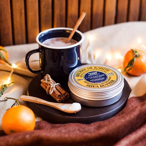 Organic Shea Butter - L'Occitane