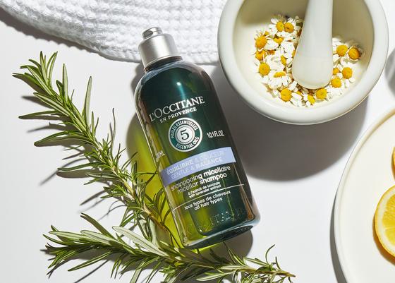 Aromachologie Gentle & Balance Micellar Shampoo - L'Occitane