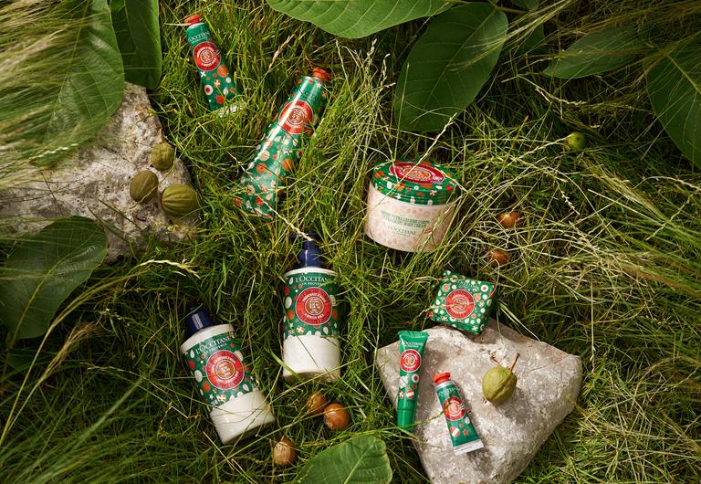 Collection Promenade d'hiver au beurre de karité