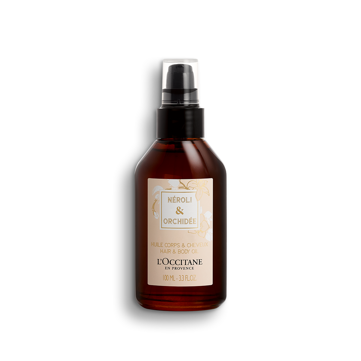 Neroli Orchidee Hair Body Oil L Occitane